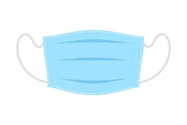 メディカルマスク - マスク点のイラスト素材/クリップアート素材/マンガ素材/アイコン素材