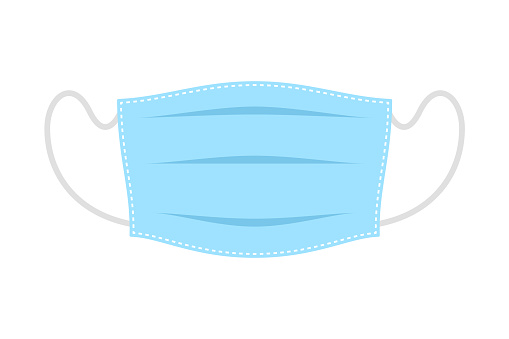 Medical Mask Stock Illustration - Download Image Now - iStock