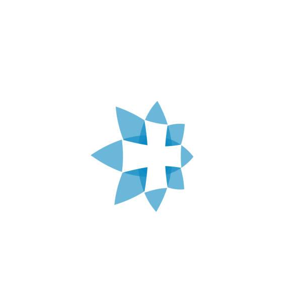 medizinische apotheke logo-design-vorlage. kreative medizinisches konzept-logo-design-vorlage. vektor-logo-vorlage. -vektor - menschliches körperteil stock-grafiken, -clipart, -cartoons und -symbole