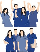 Medical professionals teamhttp://www.twodozendesign.info/i/1.png