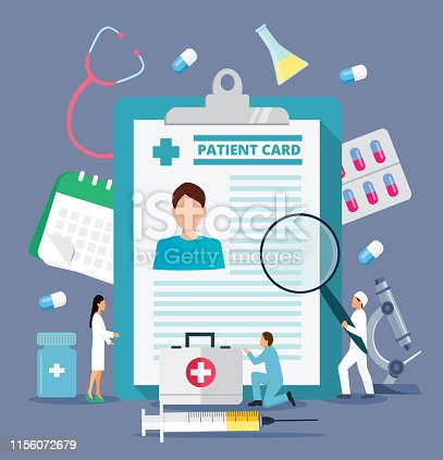 Medical research report online or contract