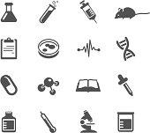 Medical Research Symbols