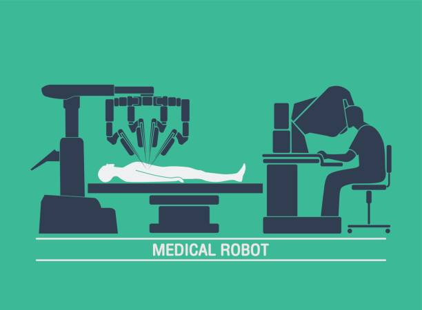 Top 60    Robot    Surgery Clip Art  Vector Graphics and Illustrations  iStock
