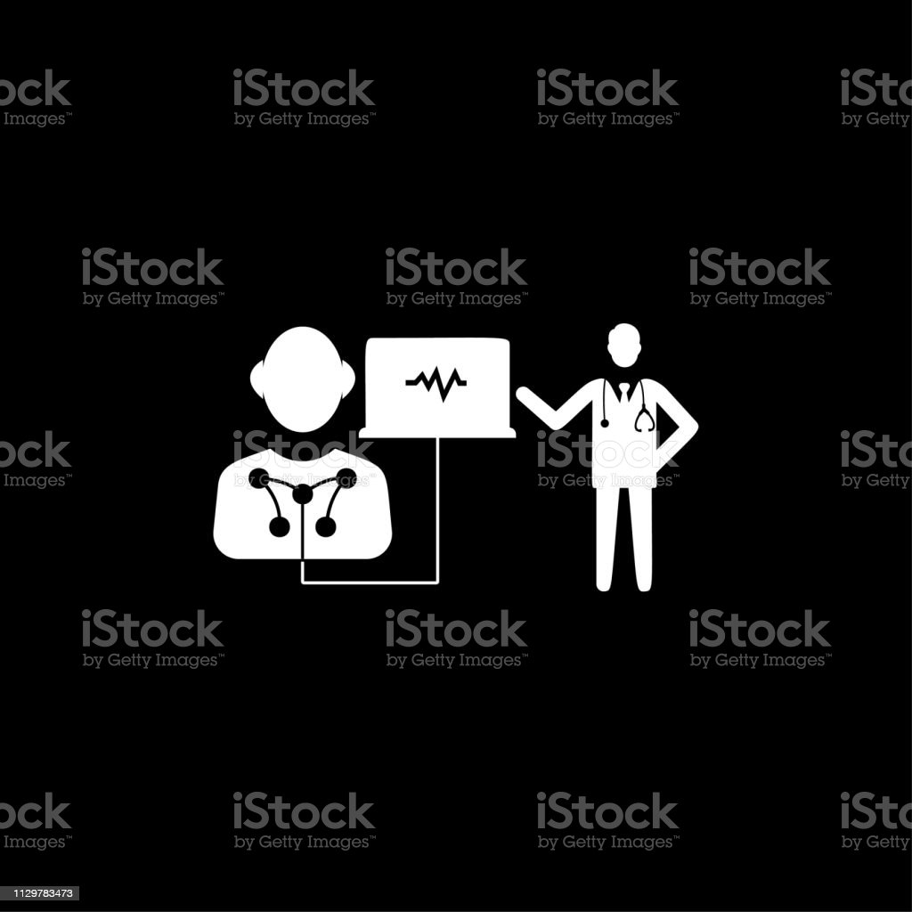 Medical Scan Icon White Stock Vector Art & More Images of Bangladesh