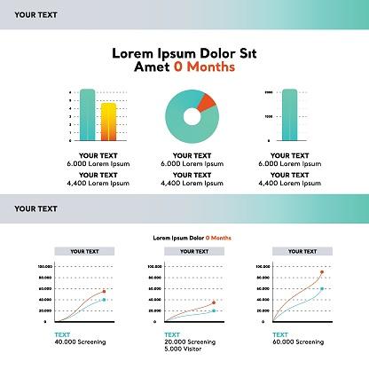 Medical Sciences infographics presentation slide design