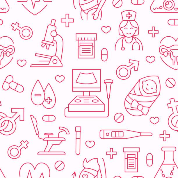Top 60 Gynecological Examination Clip Art, Vector Graphics