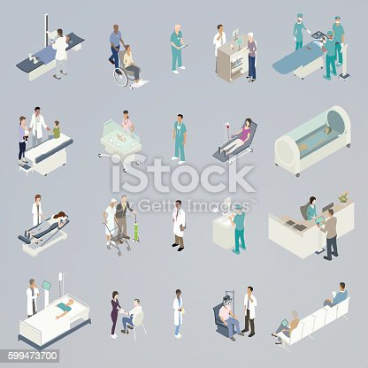 Medical Spot Illustration Stock Vector Art & More Images of Blood Donation 599473700