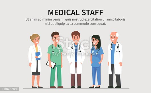 istock Medical staff 656737682