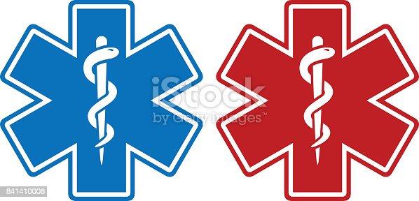 istock Medical Star 841410008