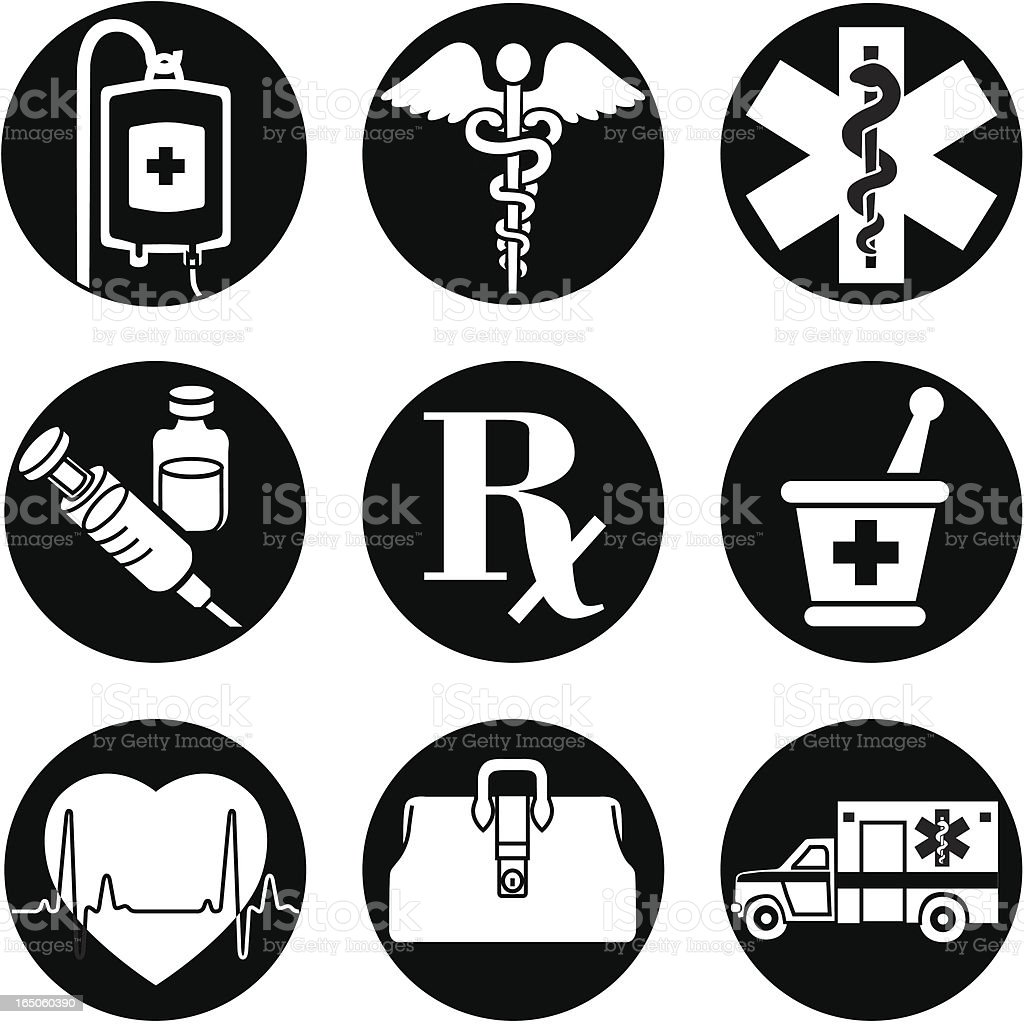 medical symbols royalty-free medical symbols stock vector art & more images of accidents and disasters