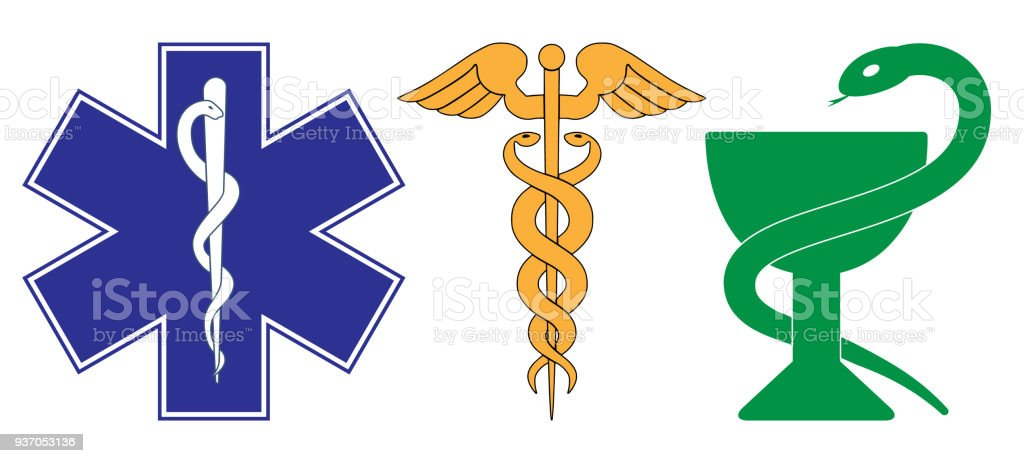 Medical Symbols Stock Vector Art More Images Of Ambulance