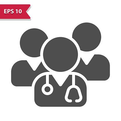 Medical Team Icon