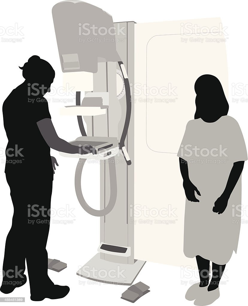 Medical Tests vector art illustration