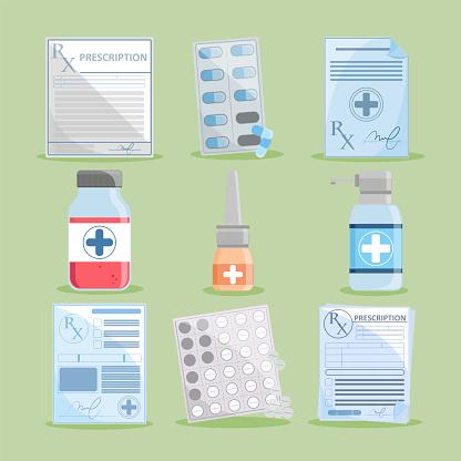 medicament and medicine prescription