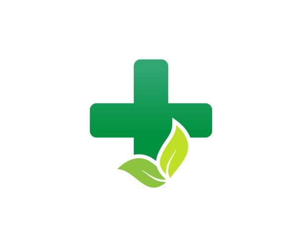 illustrazioni stock, clip art, cartoni animati e icone di tendenza di medicine cross icon - croce farmacia