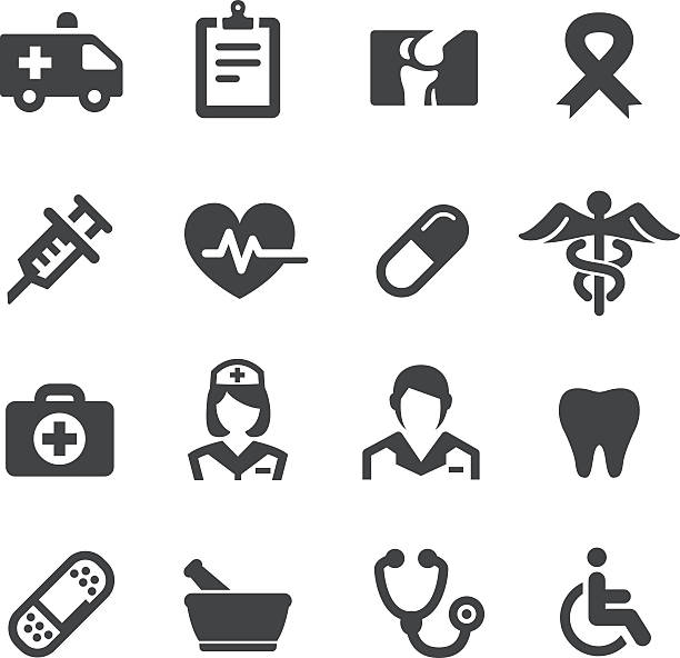 Medicine Icons - Acme Series View All: radiology stock illustrations