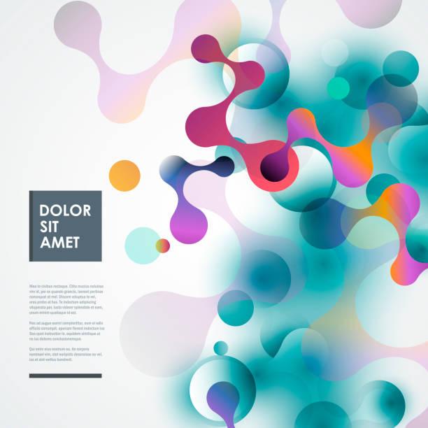 ilustrações, clipart, desenhos animados e ícones de fundo do conceito da medicina, da ciência e da tecnologia. projeto da conexão do vetor - pesquisa médica