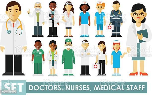 Medicine set with doctors and nurses vector id624436070?b=1&k=6&m=624436070&s=612x612&h=misv8khopfhwjcnqmxiwwtjnowmdzq8idiclj2wacru=