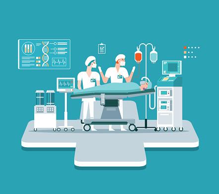 Medicine surgery - Emergency
