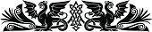 Medieval Celtic pattern