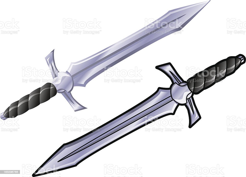 Medieval Dagger royalty-free medieval dagger stock vector art & more images of antique