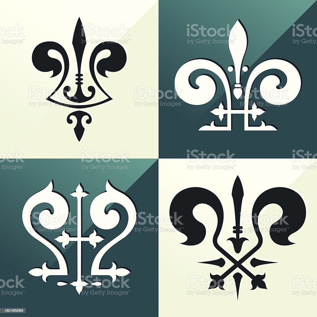 medieval emblem ornament royalty-free medieval emblem ornament stock vector art & more images of adult