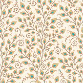 istock Medieval Seamless Pattern. 457717581