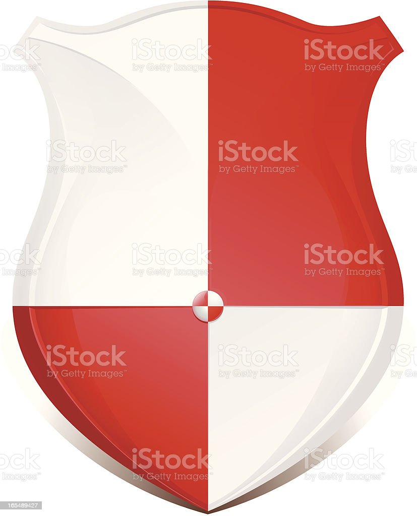 Medieval shield royalty-free medieval shield stock vector art & more images of armory