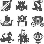 Medieval Symbols Collection