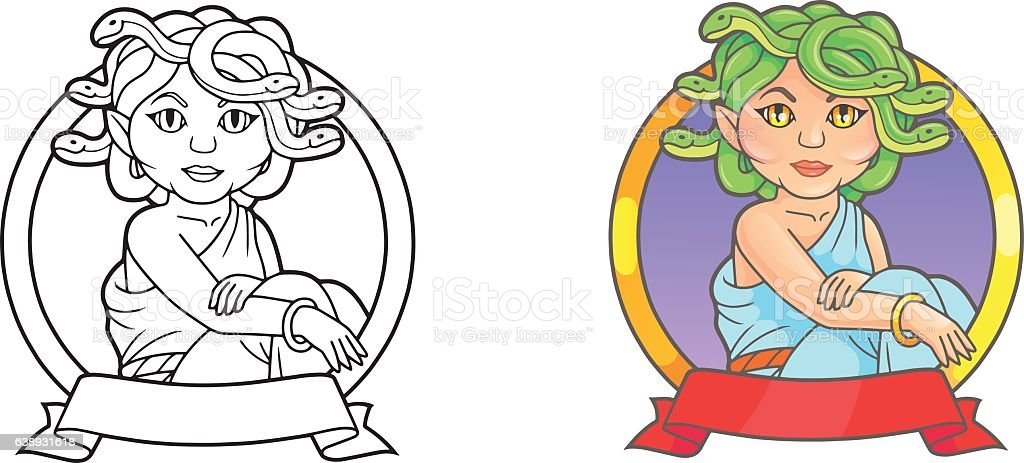 Medusa Stock Illustration Download Image Now Istock