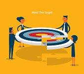 Meet The Target