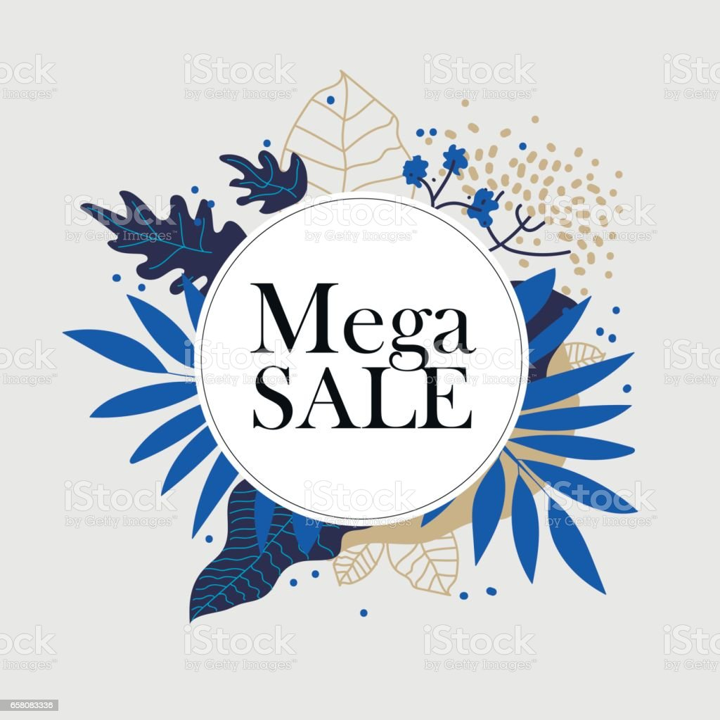 Mega sale. Special Offer Poster, Banner Discount, Vector illustration. Abstract. royalty-free mega sale special offer poster banner discount vector illustration abstract stock vector art & more images of abstract