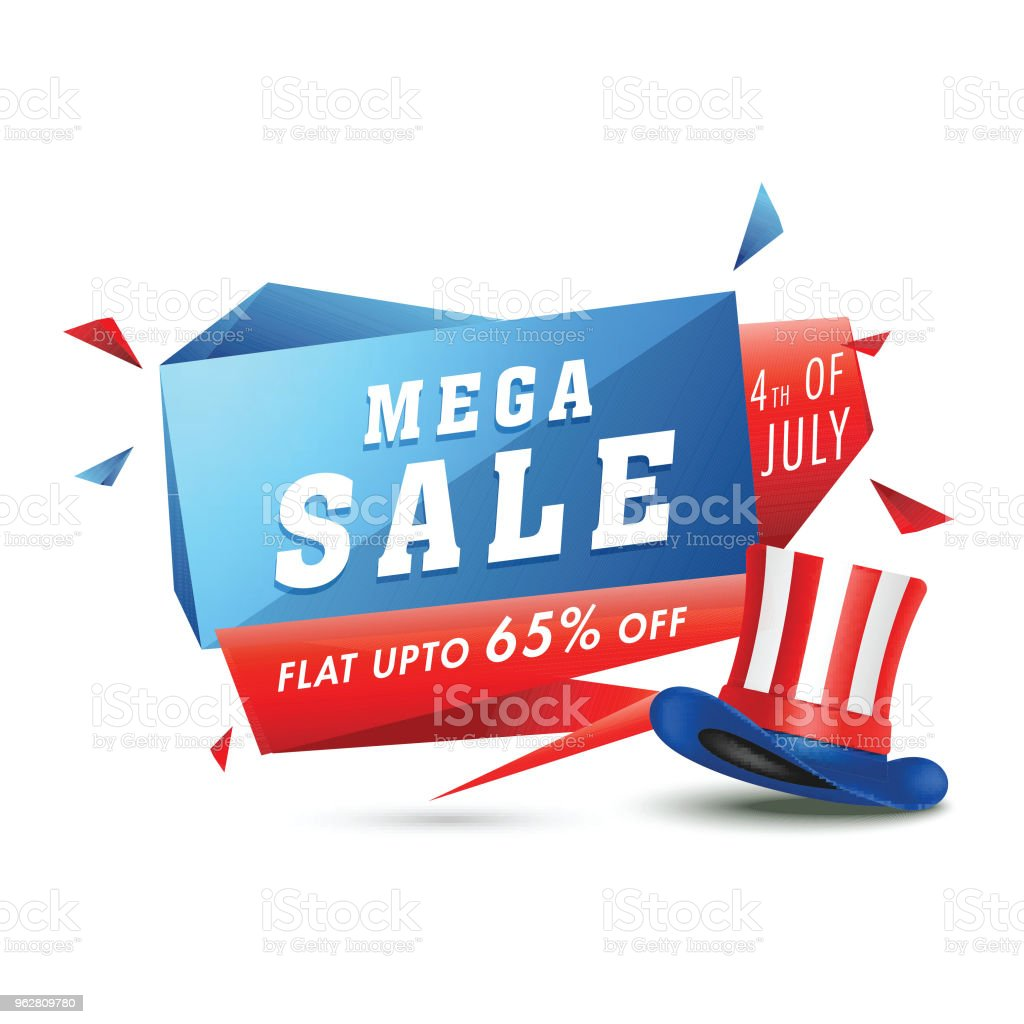 Mega Sale Upto 65 Off For 4th Of July American Independence Day ...