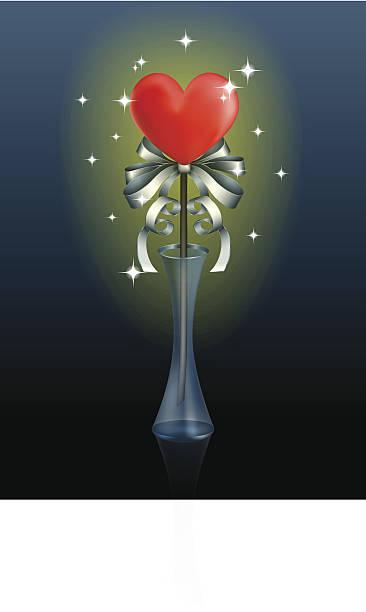 ilustraciones, imágenes clip art, dibujos animados e iconos de stock de megic transductor de san valentín - sparks