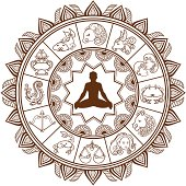 Mehandi zodiac signs