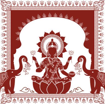 Mehndi Lakshmi