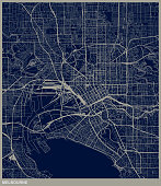 istock Melbourne city structure map 998988884