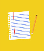 istock Memo vector icon. Isolated Pencil And Paper 1337453294