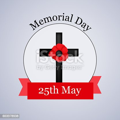 istock USA Memorial Day background 653378538