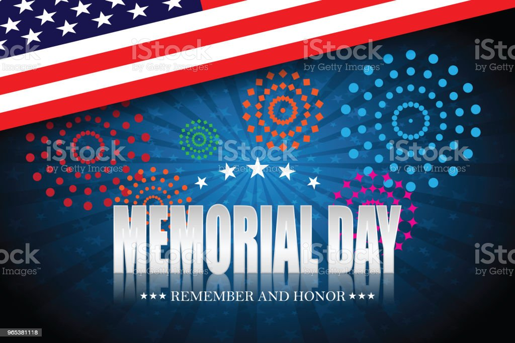 Memorial day. Remember and honor 8 royalty-free memorial day remember and honor 8 stock vector art & more images of backgrounds