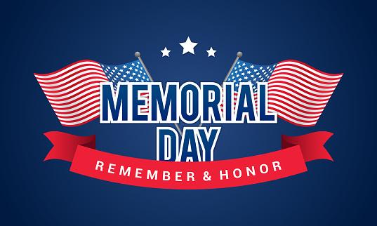 Memorial Day stock illustrations