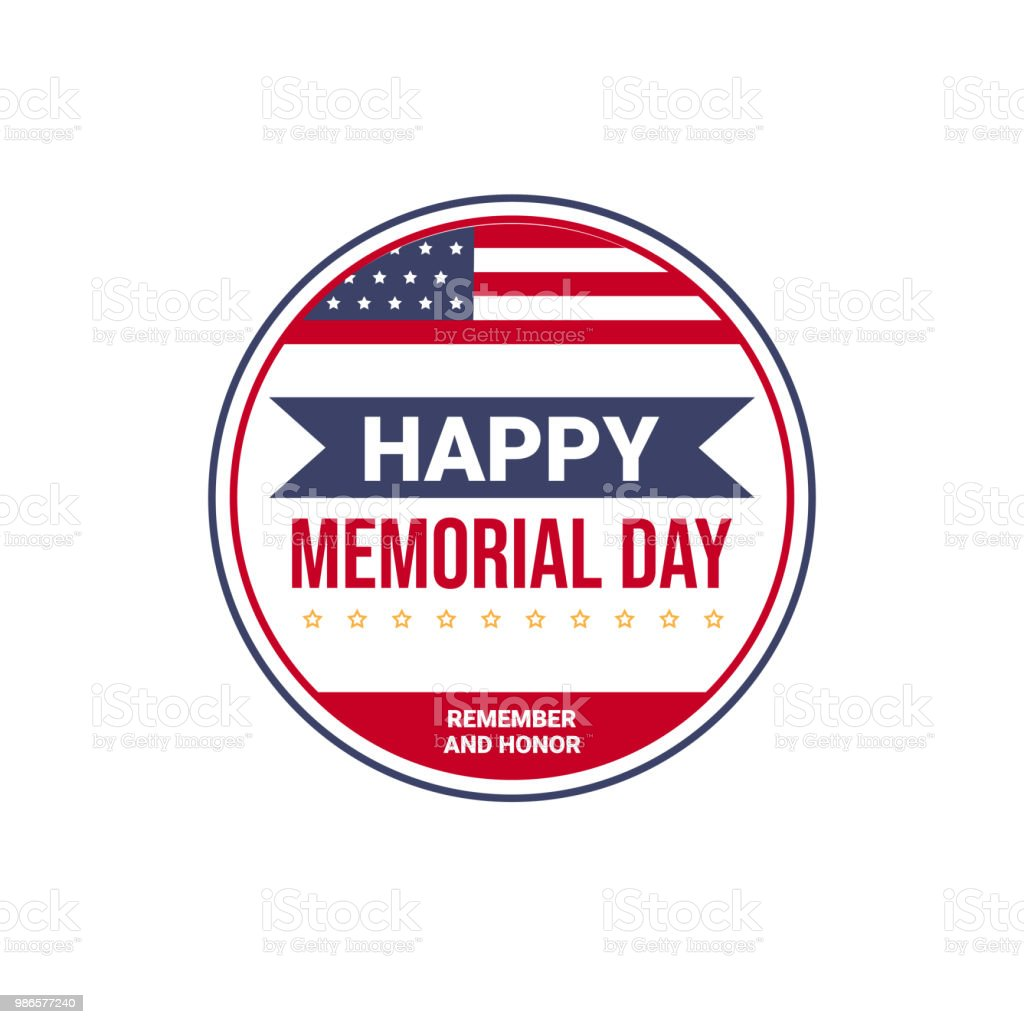 Memorial Day Usa Greeting Card Wallpaper National American Flag With