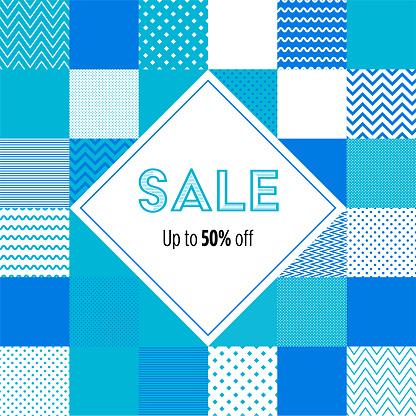 Memphis Style Sale Web Banner