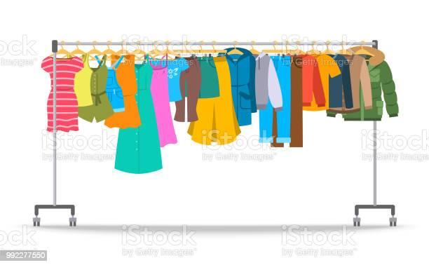 Men and women casual clothes on hanger rack vector id992277550?b=1&k=6&m=992277550&s=612x612&h=9zajuylum4whhpjycm6why91xqnr2zfhizdpoacugba=
