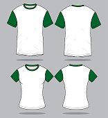 (White / Green)