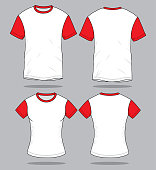 (White / Red)