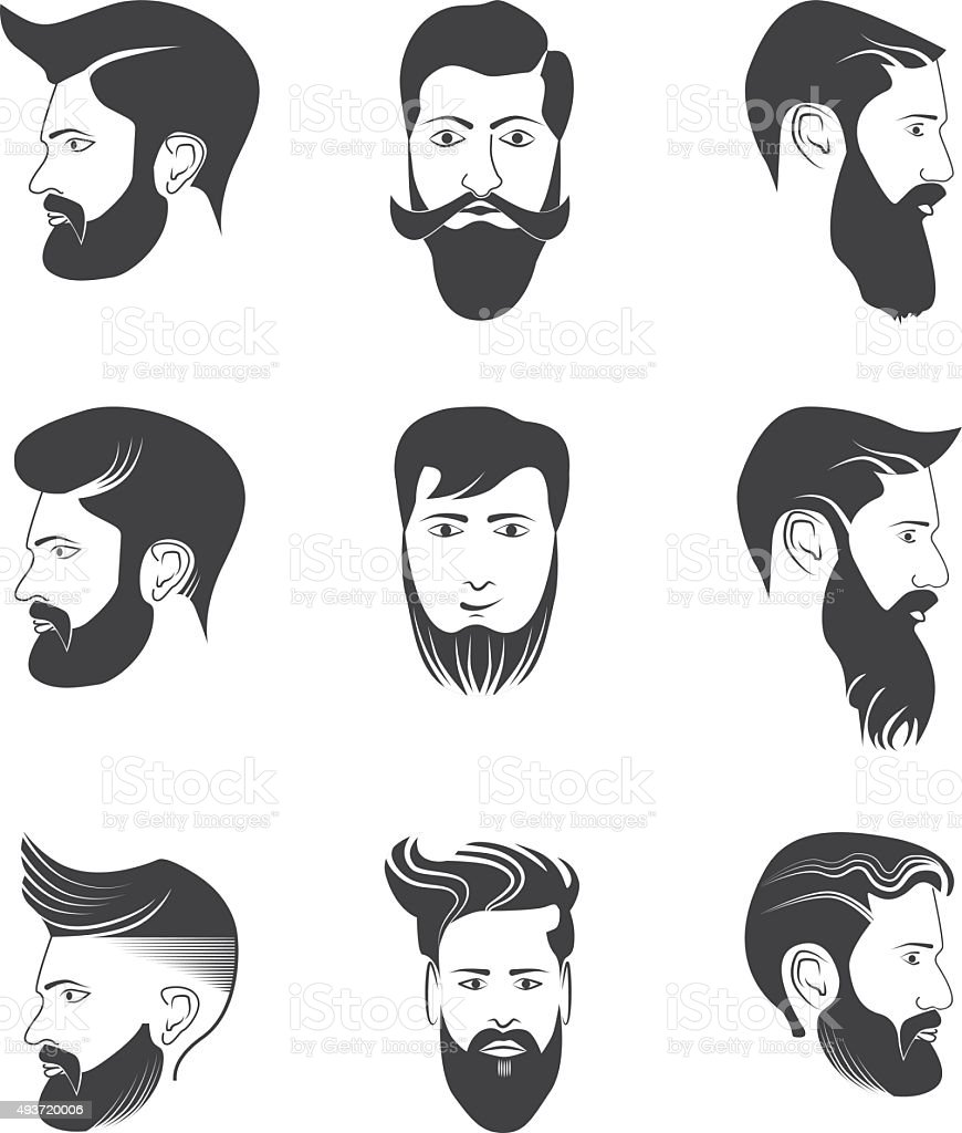 Hairstyle cutting gents