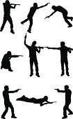Men in a gun fight shoot outhttp://www.twodozendesign.info/i/1.png