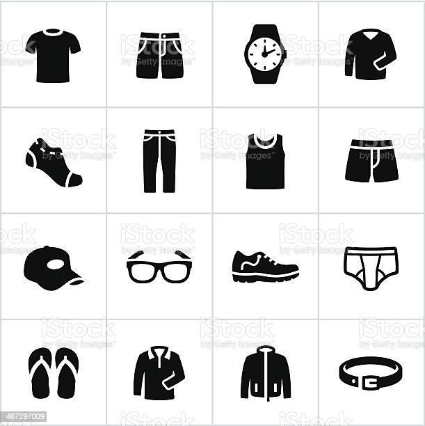 Mens casual wear icons vector id467297009?b=1&k=6&m=467297009&s=612x612&h=1zlawe yyqu0lm8scbn7iylo0ohwjdiwu ahbckwmhm=