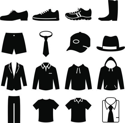 Men's Fashion - Black Series